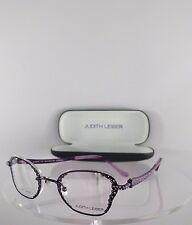 Brand New Authentic Judith Leiber JL1635C 07 Eyeglasses Titanium Diamond Rimless