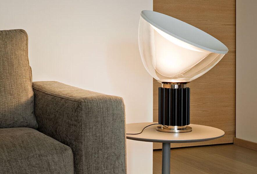 FLOS 1962 Castiglioni G. P. e A. design tavolo da Lampada ...
