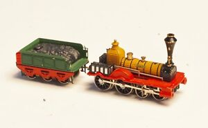 Railex-Z-scale-Locomotive-RAILEX-STUTTGART-Royal-Wurttemberg-BRASS-German-made