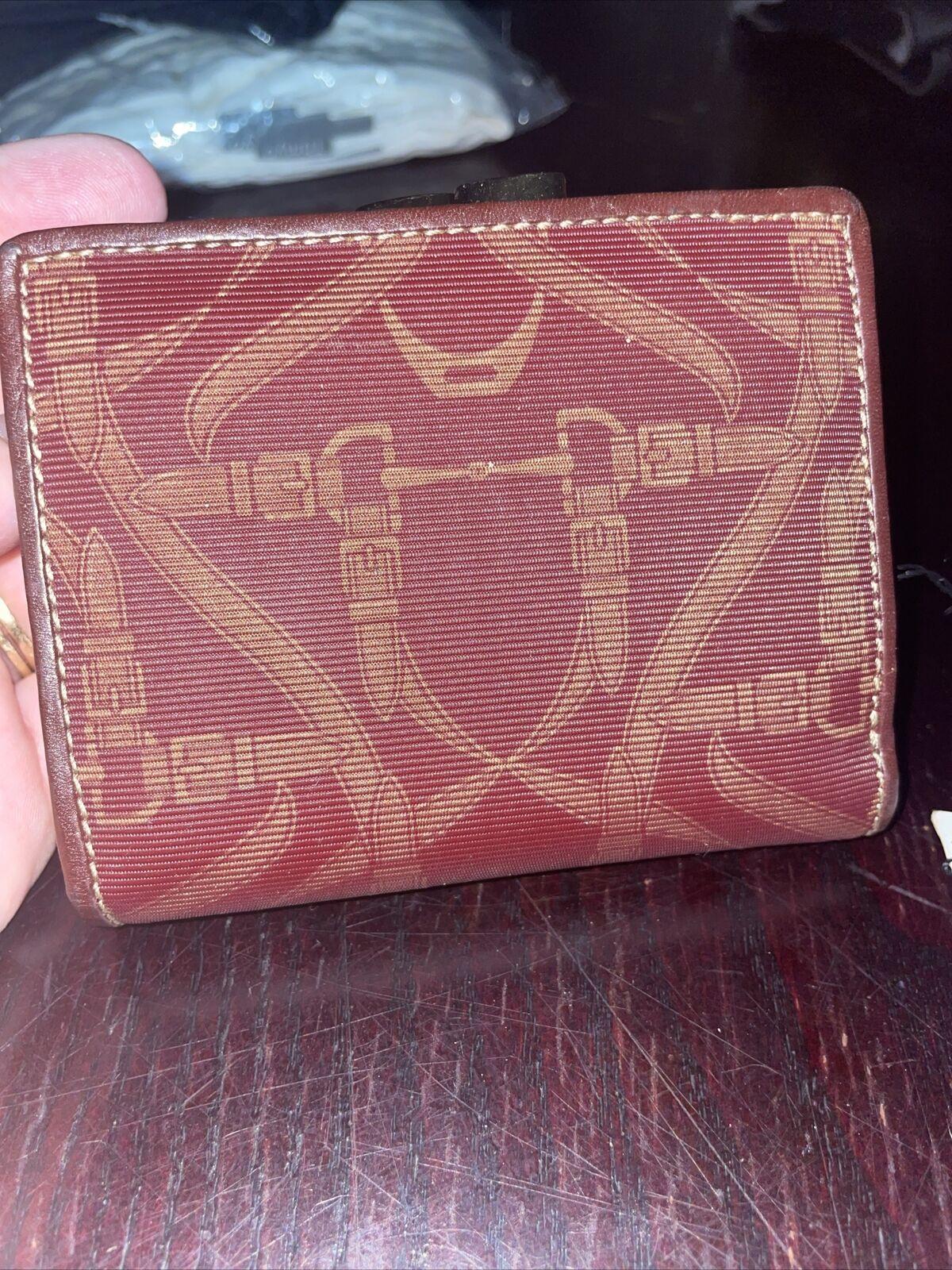 LOUVIER Paris Genuine Leather Wallet, Purse
