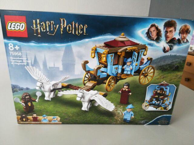 Ankunft in Hogwarts Harry Potter Kutsche von Beauxbatons LEGO 75958 NEU /& OVP