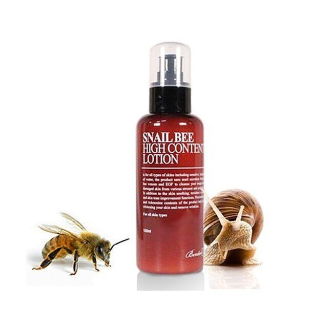 [BENTON]  Snail Bee High Content Lotion 120ml / BEST Korea Cosmetic