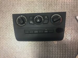 BMW-1-3-Series-E81-E87-E90-E91-E92-A-C-HEATER-CLIMATE-CONTROL-UNIT-PANEL-9221856