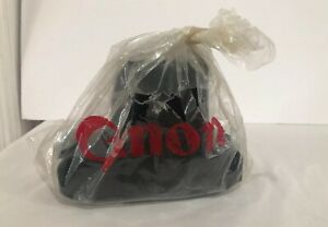 Vintage-Canon-Camera-Leather-Case-Canon-JAPAN-Original-Package-Never-Used