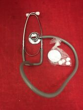 ONE NEW GRAFCO Adult Stethoscope Gray #8000
