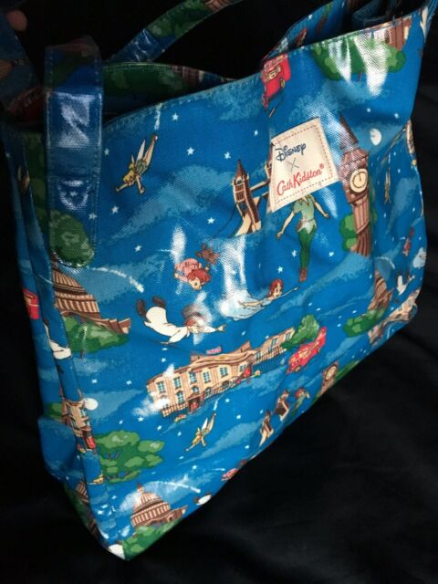 Disney Canvas Bag Tinkerbell Tote Collection Limited Edition
