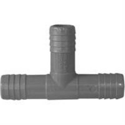 NEW Genova Products 351407 3/4 Poly Insert Tee Insert Fittings Nylon & Poly