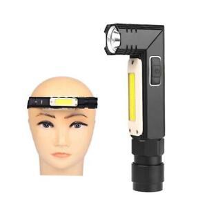 60000LM-COB-LED-Flashlight-Work-Light-Magnetic-Hand-Torch-Telescopic-Torch-DA
