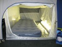 Sunncamp Trailer Tent Under Bed Inner Tent - Universal