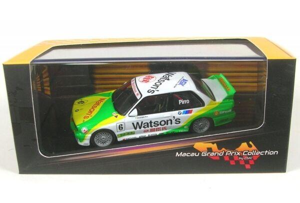 BMW m3 (e30) DTM No. 6 winner Macao Guia race 1991 (E. pirro)