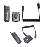 Jjc Jm-c Ii Wireless Shutter Release Canon G1x 70d 60d Sl1 T5i T4i G16 Rs-60e3