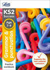 Grammar and Punctuation Age 7-9 SATs Practice Workbook by Letts KS2 (Paperback, 2015)