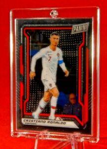 National-VIP-Cristiano-Ronaldo-Portugal-White-Jersey-Fantastic-Chrome-Look-CR7