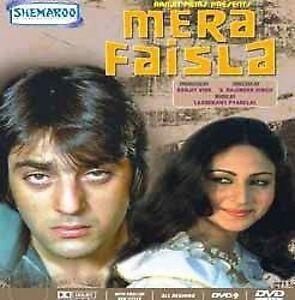 MERA-FAISLA-SANJAY-DUTT-NEW-ORIGINAL-BOLLYWOOD-DVD