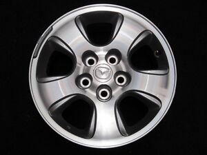 "2001 - 2004 Mazda Tribute Wheel Factory Alloy  NICE 16"" 5 Spoke"