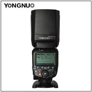 Yongnuo-YN600EX-RT-II-neue-Version-HSS-TTL-Aufsteckblitz-Blitzgeraet-fuer-Canon
