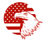 Eagle-US-Flag-Stick-Vinyl-Decal-Window-Sticker-Car thumbnail 7