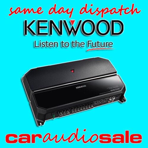 KENWOOD KAC-PS404 550 W 4 3 2 canal amplificador de potencia altavoz amplificador de coche