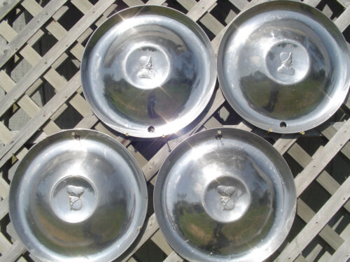 1951 54 DESOTO FIREDOME HUBCAPS WHEEL COVERS CENTER CAP VINTAGE CLASSIC ANTIQUE