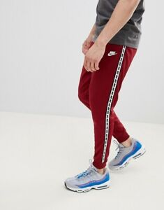 nice shoes luxuriant in design fast color Details about BRAND NEW TAGGED NIKE POLY TAPED PANTS JOGGERS BOTTOMS  CLASSIC REPEAT LOGO