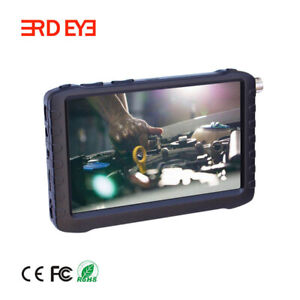 5inch 5MP 4-in-1 Tester Monitor TVI AHD CVI CVBS CCTV Security Camera USA Local