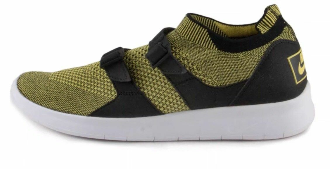 NIKE AIR SOCKRACER FIYKNIT 898022 700 YELLOW STRIKE MEN'S Price reduction Cheap and beautiful fashion