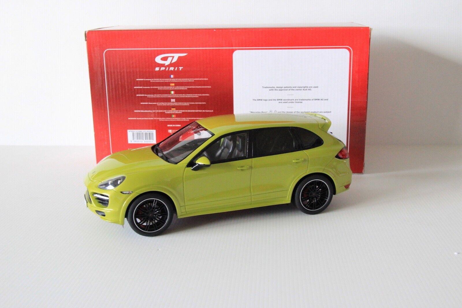 PORSCHE CAYENNE GTS GT020 GT SPIRIT 1 18