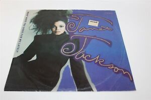 Details about Janet Jackson What Have You Done For Me Lately Limited  Edition 12