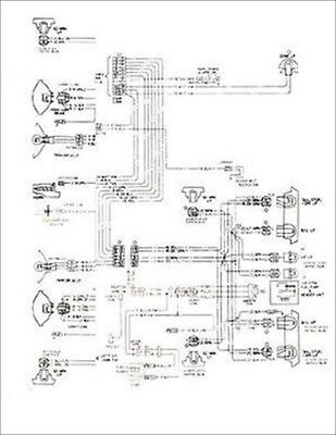 [DIAGRAM_38YU]  1977 Chevy Malibu and Monte Carlo Wiring Diagram Chevrolet Chevelle  Electrical | eBay | Chevelle Electrical Wiring Diagram |  | eBay