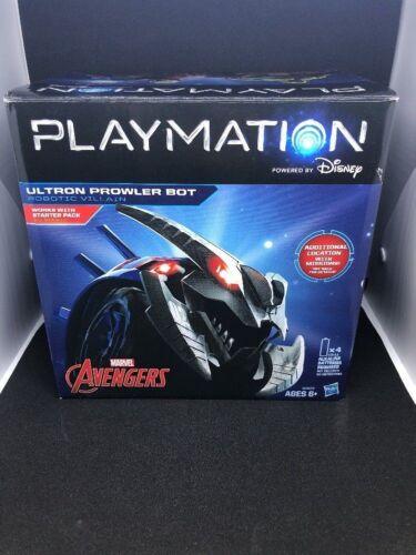 shipsameday Hasbro-playmation Marvel Avengers Ultron Prowler bot argent//bleu