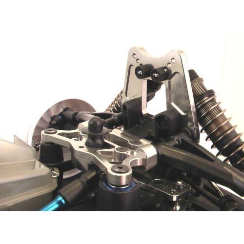 Hot Racing RCE28H8 Aluminum Front Shock Tower Associated RC8//RC8B