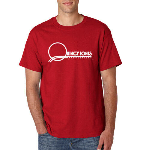 QUNCY JONES T-Shirt Soul Jackson Michael Funk Jazz Miles Davis S-6XL Gildan Tee