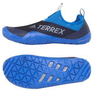 07c09fb1c7e0 Adidas Terrex Jawpaw 2 Slip-on (CM7533) Water Shoes Aqua Sandals