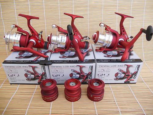 rossoelle libero vanatec vanatec vanatec LCS 440-2 rosso 3 pezzi nel set  6cc