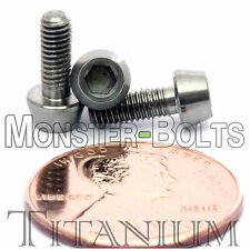3mm x 0.50 x 8mm - TITANIUM Tapered SOCKET HEAD CAP Screw - Grade 5 Ti M3 Allen