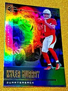 2019 Panini Kyler Murray Rookie ILLUSIONS RC #1 Hobby Silver Emerald Gem Qty 10