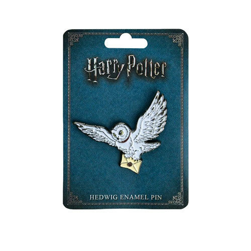 Harry Potter Hedwig Small Enamel Pin NEW
