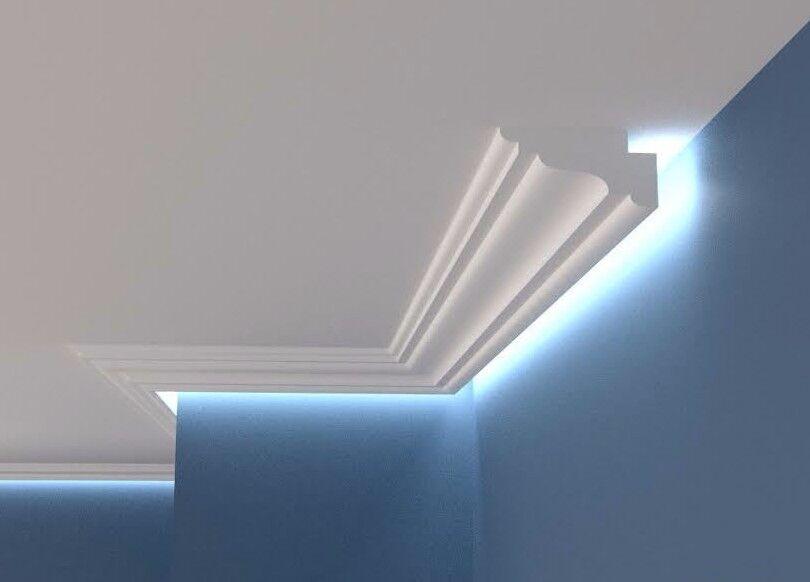 XPS COVING BGX7 LED Lighting cornice molding -=BEST PRICES=- LARGE GrößeS QUALITY