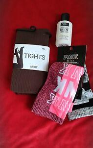 2 paar sokken M l Panty's Lip Secret Mixit Bodylotion Kniekous Victoria's Balm ag7EfWZqt
