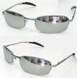 Justtrend Sonnenbrille 'Chrom Kult' Vollverspiegelt - Sportbrille Bikerbrille o6uMJlYUIb