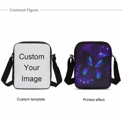 Dragon Ball 3D Print Kids School Book Bags Lunchbox Sling Bag Pencil Case Lot
