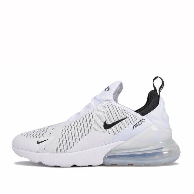Nike Air Max 270 Size 11 White Black White Ah8050 100 Am270 For