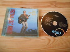 CD Folk Jerry Jeff Walker - Hill Country Rain (10 Song) RYKO DISC / USA
