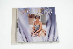 NANCY WILSON WITH MY LOVER BESIDE ME ESCB 1153 JAPAN CD A13643