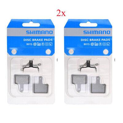 2 par de Shimano b01s resin balatas br-m 445 446 575 486 525 disc pastillas freno pads
