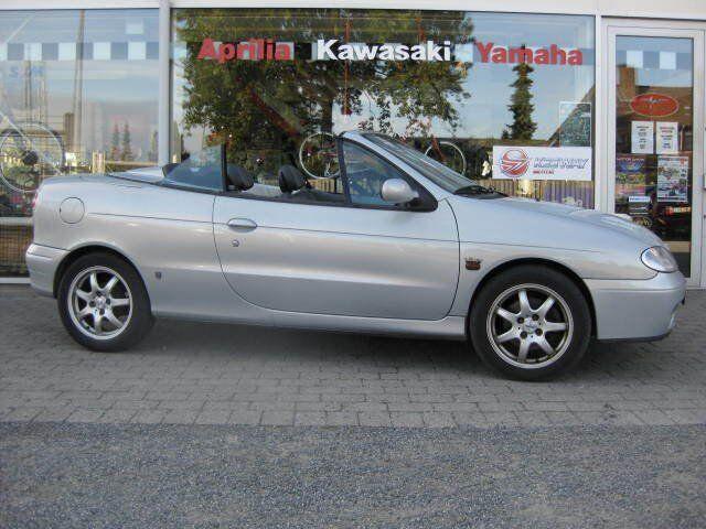 Renault Megane I 1,6 16V RXi Cabriolet 2d