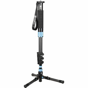 Sirui-EP-224S-Carbon-Fiber-Photo-Video-Monopod-with-Support-Feet