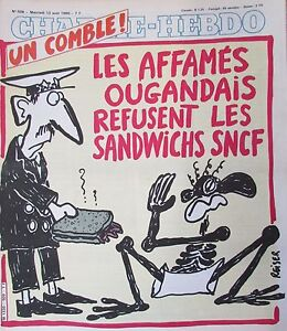 Charlie-View-No-No-509-of-August-1980-Hunger-Uganda-Refusent-the-Sandwich-SNCF