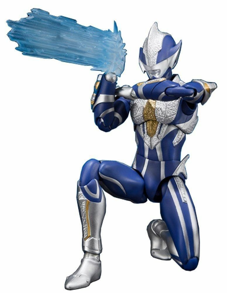 ULTRA-ACT Ultraman Mebius HUNTER KNIGHT TSURUGI Action Figure BANDAI from Japan