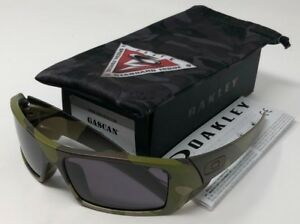 f8701b866a7 Image is loading Authentic-Oakley-SI-Gascan-Multicam-Tropic-Sunglasses-Warm-